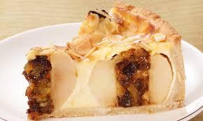 bratapfel pudding kuchen