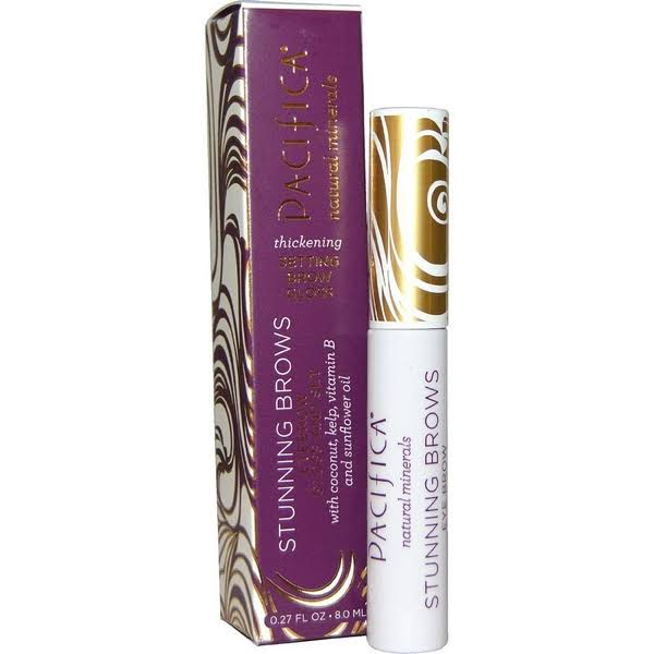 Pacifica Stunning Brows Eyebrow Enhancer - Clear, 0.25oz