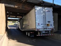 100 Semi Truck Mirrors Truck Blocks Traffic On 6th Street In Minot