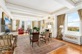 100 Upper East Side Penthouse Sherry Netherland 781 Fifth Avenue Manhattan NY