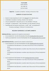 Functional Resume Templates Template Download Microsoft Word