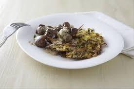 cuisiner les rognons de veau recette de rognons de veau à la moutarde à l ancienne galette de