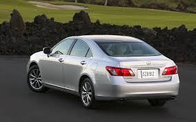 2009 Lexus ES 350 First Test Motor Trend