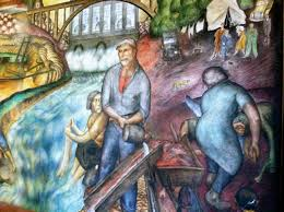 Coit Tower Murals Images by The Murals Of Coit Tower Pics Of The Week The World Of Deej