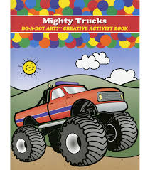 Do-A-Dot Activity Book-Mighty Trucks   JOANN Penguin Book Truck Mobile Bookstore To Hit The Road This Summer Detail Priddy Books Australian Working Volume 3 Flower Wonderme Class 6 Dump Also Software Together With Value And A Man Reading An Interesting At Ice Cream Cartoon Board My Big Animal 280 First 100 Trucks Page 2 Monster Is A Monster Driven Great Goodnight Book Baby Gift Box Set And Little Hero Jezalboroughcom Duck In The Amazing Machines Tough Activity By Tony Mitton