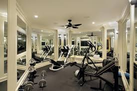 Architecture: Impressive Home Gym Design With Traditional And ... Home Gym Interior Design Best Ideas Stesyllabus A Home Gym Images About On Pinterest Gyms And Idolza Designs Hang Lcd Dma Homes 12025 70 And Rooms To Empower Your Workouts Beautiful Small Space Gallery Amazing House Nifty Also As Wells A To Decorating Equipment With Tv Fniture Top 15 In Any For Garage Exterior Gymnasium Vs