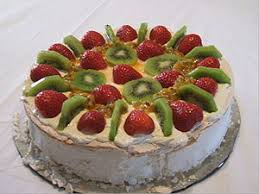 Cakes Decorated With Fruit by Pavlova Food Wikipedia