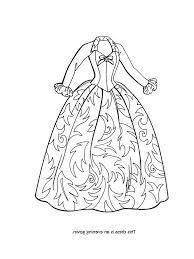 Party Dress Coloring Pages Is Listed In Our