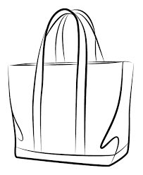 Collection Of Free Bag Drawing Download On UbiSafe