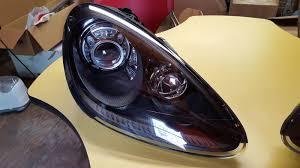 porsche cayenne 958 turbo gts black headlights rennlist
