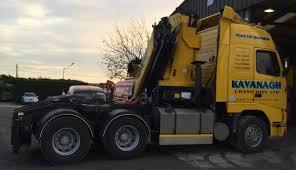 100 Truck For Hire Volvo Palfinger Crane Crane
