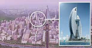 100 Burj Al Arab Plans North Korea Unveils New Masterplan For 1080ft