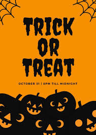 Free Halloween Invitation Templates Microsoft by Images Of Halloween Flyer Background Halloween Ideas