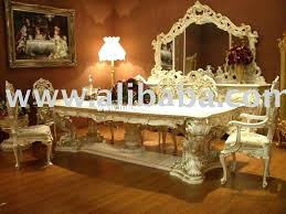 Italian Dining Set Furniture Style Room Sets Table And Chairs 5