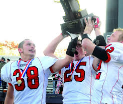 The Barkalows 2014 by Hs Football Forreston Too Much In Trenches For Carrollton