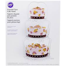 Michaels Cake Decorating Set by Cake Stands