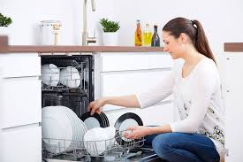 Dishes Piling Up See The Average Cost To Install A Dishwasher