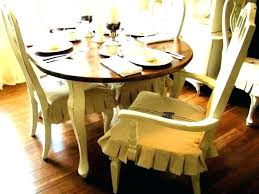 Dining Room Chair Padding Large Pads Cushions Extra Seat Covers Full Size