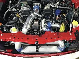 Scion Frs Red Floor Mats by Greddy T518z Tuner Turbo Kit Subaru Brz Scion Fr S U2013 Modern