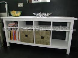 Narrow Sofa Table With Storage by Furniture Ikea Hemnes Sofa Table For Exciting Living Room Storage