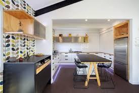 Modern Kitchen Renovation For 1970s House
