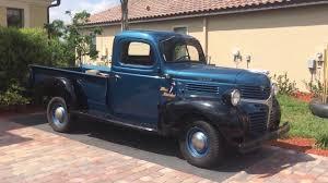 100 1947 Dodge Truck WD15 Pickup YouTube