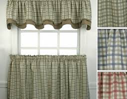Kmart Window Curtain Rods by Curtains Plaid Curtains On Window Treatments U201a Exultant Heavy