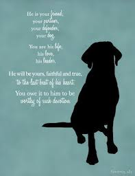 Items Similar To Custom Dog Quote Wall Art Print