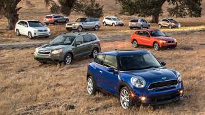 Picking The 2014 Motor Trend Sport Utility Of The Year! - Wide Open ...