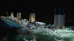 Lego Ship Sinking 2 by Titanic Sinking Ship Wrecks Boats Background Wallpapers On Hd