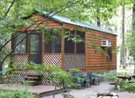 pocono camping cabins