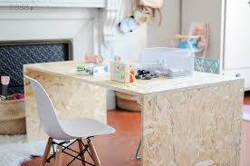fabriquer bureau enfant diy le bureau home made de zess fr lifestyle mode