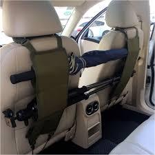 100 Truck Seat Organizer Gun Rack For Legal Suv S Car Back Black Rifle Gun