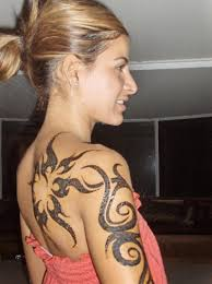 German Tribal Tattoos For Women