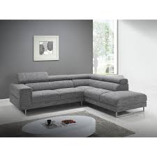 canapé droit design pour une famille nombreuse le canapé d angle côté droit design 5