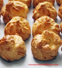 pâte à choux salée recette companion moulinex companionetmoi