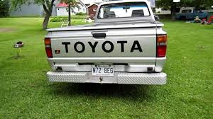 100 Diesel Small Truck 100 Toyota For Sale Old 1987 Toyota Pickup Hilux