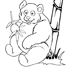 Free Panda Coloring Pages To Print