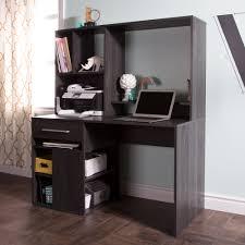 Wayfair Desks With Hutch by South Shore Annexe Home Office Computer Desk Gray Oak Home