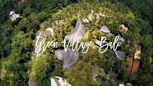 100 Ibuku Green Village Bali Spectacular Sustainable Bamboo Villas By