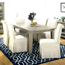 Marvelous Dining Room Seat Covers Chair Slipcovers Only Best