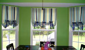 Kitchen Curtain Ideas Diy by Furniture Wonderful Kitchen Curtains And Window Treatments Ideas