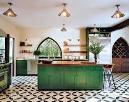 modern kitchen floor ideas with oak cabinets kitchen tile light
