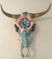 Decorated Cow Skulls Australia by Cow Skull Decor Design Ideas U0026 Decors