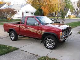 100 96 Nissan Truck 4x4 Flatbed