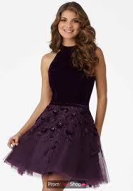 homecoming season and top dress selection from prom dress shop