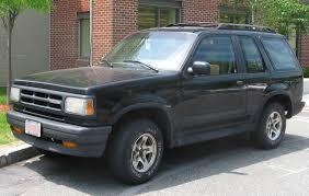 Mazda Navajo - Wikipedia