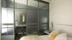 chambre et suite parentale chambre avec salle de bains plan dressing
