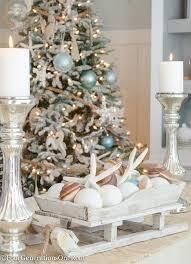 Seashell Christmas Tree Garland by 226 Best Coastal Christmas It U0027s A Beach Cottage Life Images