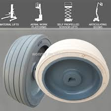 100 Diesel Truck Tires High Quality Aichi Aerial Scissor Lift Platform